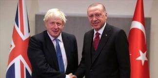 Η Βρετανία δεν στηρίζει την τουρκική στρατιωτική επιχείρηση στη Συρία