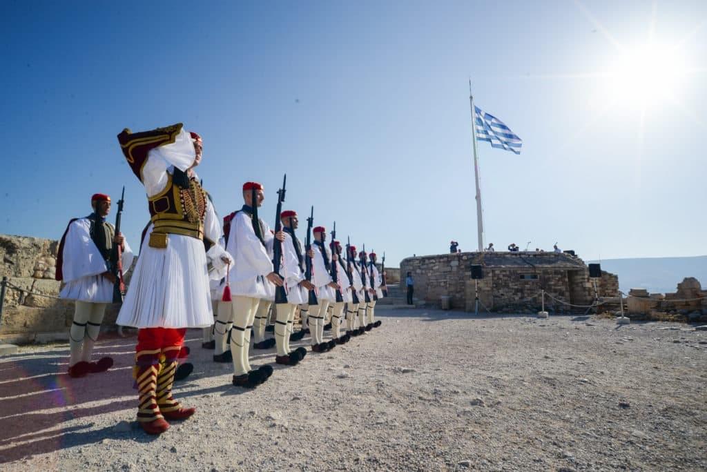 Επέτειος Απελευθέρωσης της Αθήνας: Εκδηλώσεις για τα 75 χρόνια