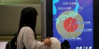 Ιαπωνία Τυφώνας Χαγκίμπις: Χιλιάδες εγκαταλείπουν τα σπίτια τους