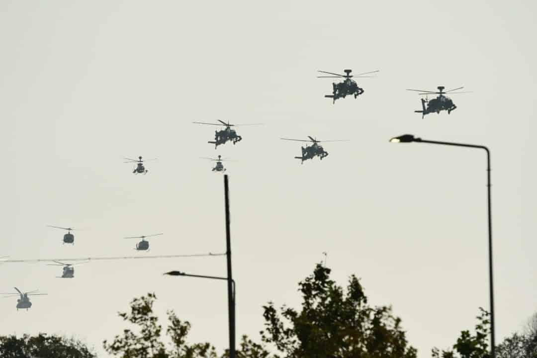 Kiowa warrior: Πόσα πετάνε; Ερώτηση ΚΙΝΑΛ στη Βουλή, από τον τομέα Άμυνας που έχει επικεφαλής τον αντιπτέραρχο Θωμά Χατζηαθανασίου