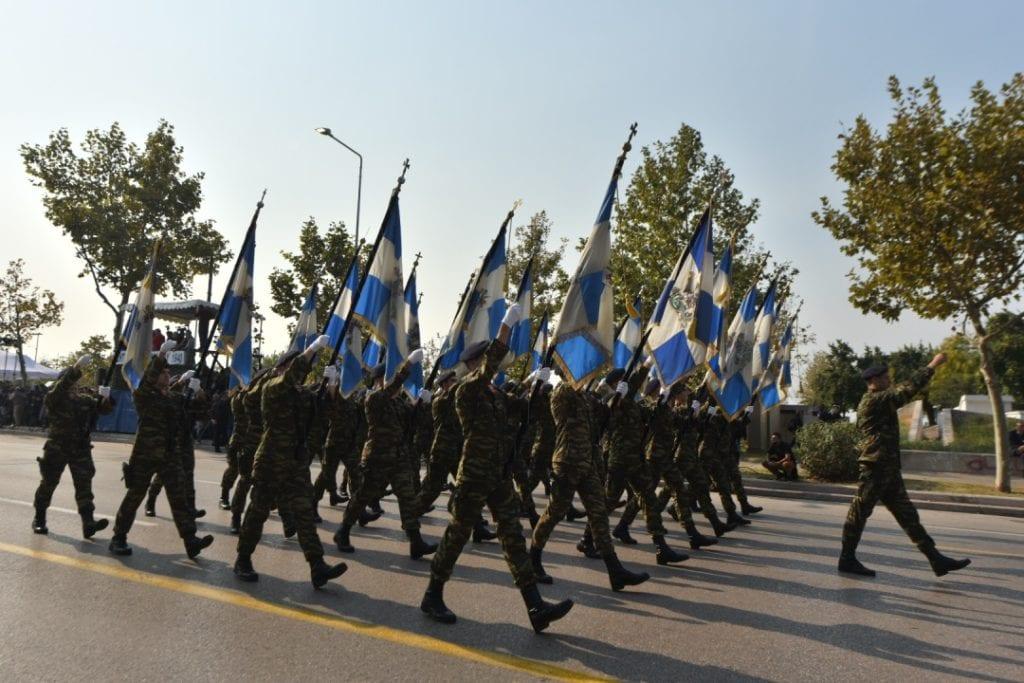 25η Μαρτίου: Ποια είναι τα στρατιωτικά εμβατήρια της παρέλασης