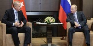 Συρία: Κερδισμένοι και χαμένοι μετά τη συνάντηση Πούτιν - Ερντογάν
