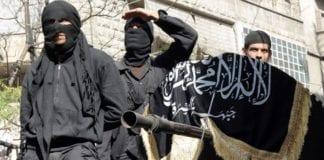 Συρία τζιχαντιστές