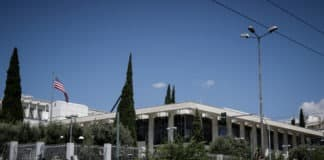 Αμερικανική πρεσβεία: Φόβοι για τρομοκρατικό χτύπημα τα Χριστούγεννα