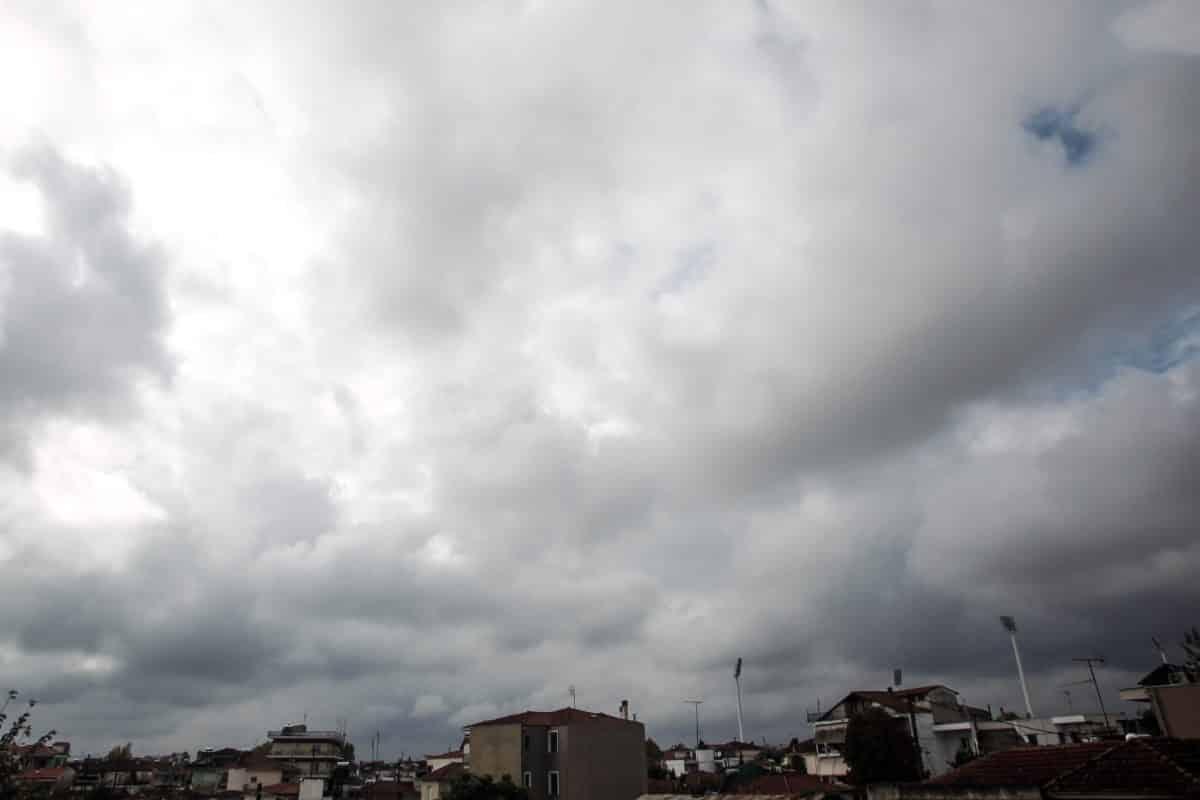 Πρόγνωση καιρού: Ο καιρός αύριο 12 Νοεμβρίου Κακοκαιρία ΒΙΚΤΩΡΙΑ