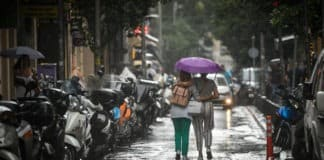 Εορτολόγιο Αγία Βαρβάρα 4 Δεκεμβρίου Αγριεύει ο καιρός με χιόνια & βροχές Εορτολόγιο Σήμερα γιορτάζει η Αγία Βαρβάρα προστάτιδα του Πυροβολικού