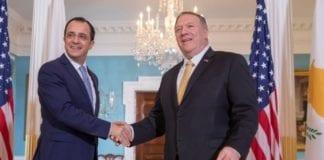 Κύπρος - ΗΠΑ: Σε νέα εποχή οι διμερείς σχέσεις