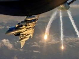 F-15: Αεροπορική επιδρομή ΗΠΑ στην Κατάεμπ Χεζμπολάχ σε Ιράκ-Συρία