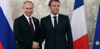 Μέση Ανατολή: Ανησυχία Πούτιν & Μακρόν από τη δολοφονία Σουλεϊμανί