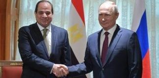 Πούτιν και Σίσι τα είπαν τηλεφωνικά για την Λιβύη