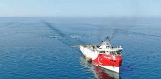 υφαλοκρηπίδα ελλάδα τουρκία Oruc Reis: Ποια περιοχή δεσμεύει η τουρκική NAVTEX - ΧΑΡΤΗΣ -Συνεδριάζει σήμερα το ΚΥΣΕΑ - Πού βρίσκεται ο τουρκικός στόλος - Πάμε για θερμό επεισόδιο; Oruc Reis NAVTEX Συναγερμός στις Ένοπλες Δυνάμεις - Tουρκική NAVTEX για έρευνες Oruc Reis: Εκτέλεσε έρευνα στην ελληνική υφαλοκρηπρίδα, λέει ναύαρχος