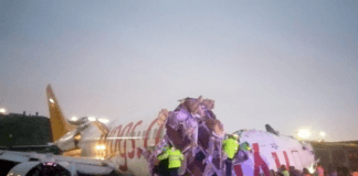 Pegasus: Λεπτό προς λεπτό το ατύχημα στην Τουρκία NTOKOYMENTO - Τρεις νεκροί και 179 τραυματίες από το Boeing 737 στην Κωνσταντινούπολη