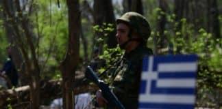 ΗΕΕ Έβρος: Δεν πληρώθηκαν HEE όλα τα στελέχη που είναι σε επιφυλακή καταγγέλλει στο Armyvoice.gr ο πρόεδρος της Ένωσης Στρατιωτικών Έβρου Τούρκοι Φέρες Έβρος - ΣΥΝΑΓΕΡΜΟΣ: Διπλή τουρκική πρόκληση Αυτόνομη Ελληνική ΣΥΝΟΡΙΟΦΥΛΑΚΗ ζητάει ο Κωσταράκος