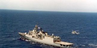Κορονοϊός: Ανησυχία για τη φρεγάτα ΥΔΡΑ στο Πολεμικό Ναυτικό