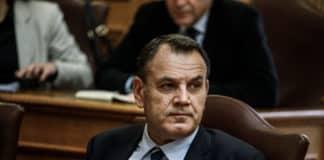ΟΒΑ ΥΕΘΑ Παναγιωτόπουλος: Επίπληξη σε συνδικαλιστή Βουλή Λέρος: Τι έγινε με τους δράστες που «ακούμπαγε» ο ΥΕΘΑ