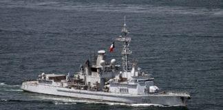 Επιχείρηση ΕΙΡΗΝΗ: Η γαλλική φρεγάτα Jean Bart στη Μεσόγειο