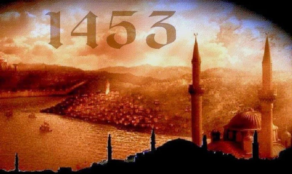 29 Μαΐου 1453: H Άλωση της Κωνσταντινούπολης Εάλω η Πόλις