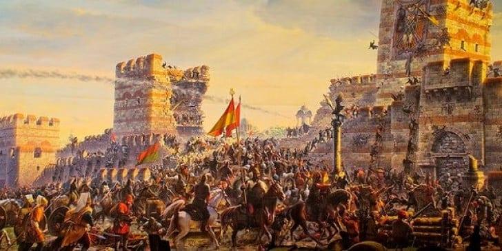29 Μαϊου 1453: H Άλωση της Κωνσταντινούπολης