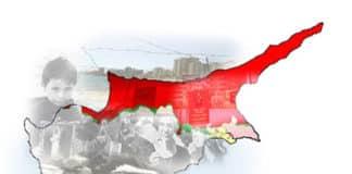 Κύπρος 20 Ιουλίου 1974: Τουρκική εισβολή στην Κύπρο Ελληνική εταιρία κατασκευάζει σημαίες του ψευδοκράτους