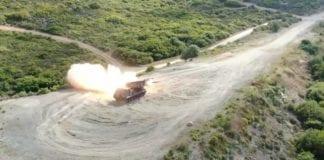 Στρατός Ξηράς - Έβρος: Μήνυμα στην Τουρκία με φωτιά κι ατσάλι
