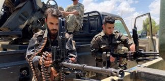 Μάχη της Σύρτης: Δυνάμεις του GNA με τουρκική στήριξη προς Ανατολάς