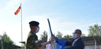 Ο Ταξίαρχος Ηλιόπουλος παρέλαβε διοικητής στη SEEBRIG