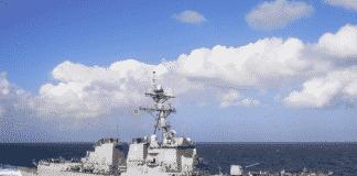 Το αμερικανικό αντιτορπιλικό «Τσώρτσιλ» κλάσης Arleigh Burke βρίσκεται σήμερα στην περιοχή δίπλα στις NAVTEX που έχουν εκδώσει Ελλάδα - Τουρκία