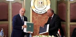 Δένδιας: «Ούτε εγώ γνώριζα ότι πηγαίνω για να υπογράψω» την ΑΟΖ! Οι «γκρίζες ζώνες» της συμφωνίας με την Αίγυπτο - Στη δημοσιότητα το κείμενο της συμφωνίας