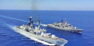 Ιταλία - Τουρκία στην τουρκική NAVTEX στην Κρήτη αδειάζουν Ελλάδα