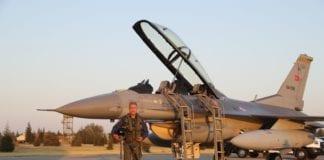 Πτήση Ακάρ με F-16 στο Αιγαίο και πυρά κατά Γαλλίας - ΗΠΑ