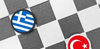 ΜΟΕ Ελλάδας Τουρκίας αύριο με την Άγκυρα σε φουλ επίθεση στην Αθήνα Αντιστράτηγος Τζιγκουνάκης: Έρχεται νέα μεγάλη κρίση με την Τουρκία; Η Τουρκία απειλεί με περιορισμένο πόλεμο την Ελλάδα, λέει αντιπτέραρχος αεροσκάφη Κωσταράκος: Χρειαζόμαστε άλλες 20 φρεγάτες 12 υποβρύχια 200 μαχητικά
