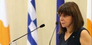 Η Πρόεδρος της Δημοκρατίας στην Κύπρο