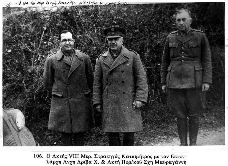 28η Οκτωβρίου: Η Παναγιά της Νίκης Η εικόνα που ζωγράφισε στο μέτωπο όπου υπηρέτησε ο γνωστός ζωγράφος Γιάννης Τσαρούχης με υπόδειξη του στρατηγού Κατσιμήτρου