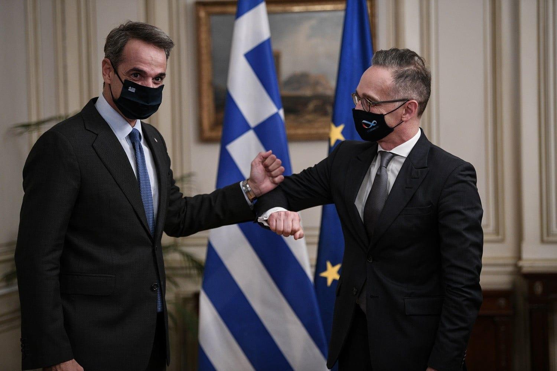Η Γερμανία αδειάζει Ελλάδα και Κύπρο: Η Τουρκία είναι χρήσιμη χώρα μητσοτάκης τουρκία κυρώσεις