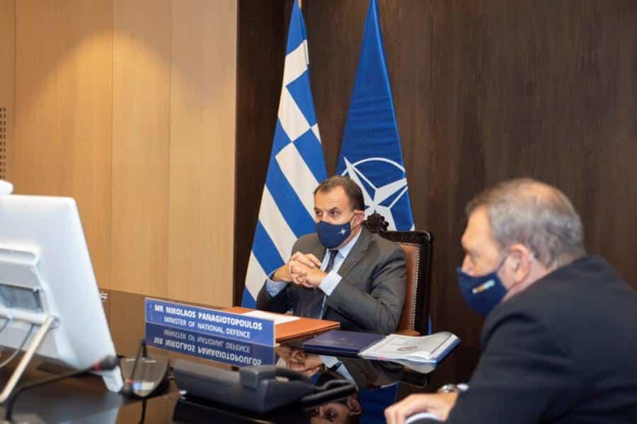 Προκήρυξη ΕΠΟΠ 2021: Ποιοι πλουτίζουν από την καθυστέρηση ΥΕΘΑ - Ολόκληρη βιομηχανία έχει στηθεί με στόχο τον διαγωνισμό Κορονοϊός: Σε καραντίνα ο υπουργός Εθνικής Άμυνας Νίκος Παναγιωτόπουλος, όπως ανακοίνωσε ο ίδιος από τους λογαριασμούς του στα social media Νίκος Παναγιωτόπουλος: Το «φάλτσο» για τη «δυνητική» κυριαρχία