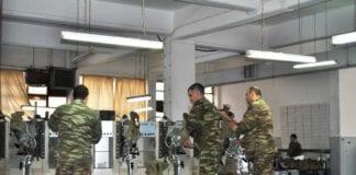 700 ΣΕ: Πρώτη αίτηση ακύρωσης του self test στις Ένοπλες Δυνάμεις
