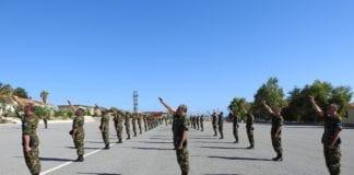 ΕΣΣΟ Ιανουαρίου 2021: Οδηγίες για μετακίνηση νεοσυλλέκτων & συνοδών προκήρυξη εποπ προσόντα στρατό ξηράς