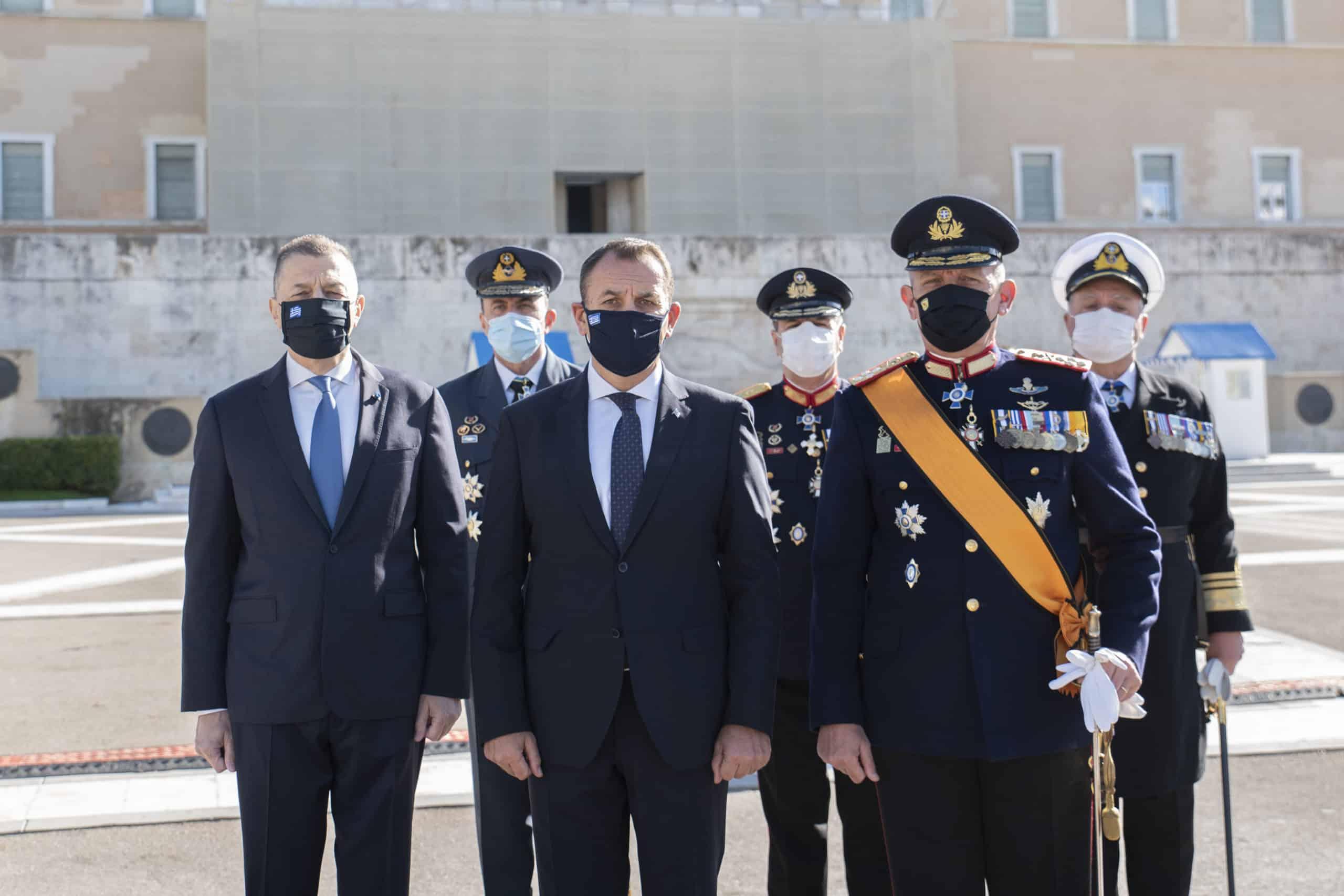 Το Συμβούλιο Εθνικής Ασφαλείας φέρνει αλλαγές στο υπουργείο Άμυνας
