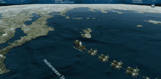 ΣΥΝΑΓΕΡΜΟΣ: Ο Άγιος Βασίλης στην Ελλάδα - Τον κατέγραψε ραντάρ Δείτε το ταξίδι του στο site της Στρατιωτικής Διοίκησης αεράμυνας των ΗΠΑ