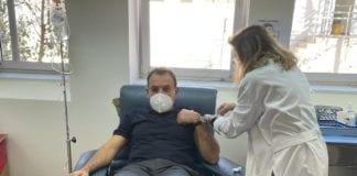 Εμβόλια υπουργών : Άλλο συνέχεια του κράτους, άλλο καθεστωτισμός Στρατιωτικά νοσοκομεία: Η ηγεσία τα επισκέφθηκε, αλλά δεν εμβολιάστηκε