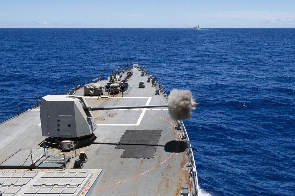 Αμερικανικές Φρεγάτες Arleigh Burke & Πολεμικό Ναυτικό: Πικρές αλήθειες Πολεμικό Ναυτικό: Πρόταση για αμερικανικές φρεγάτες από Gibbs & Cox
