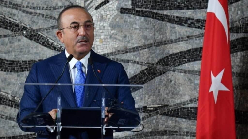Πρόσκληση από Τουρκία σε Ελλάδα για διερευνητικές συνομιλίες Τουρκία σε Γαλλία: Ελάτε να τα βρούμε Μήνυμα Τσαβούσογλου στο Παρίσι