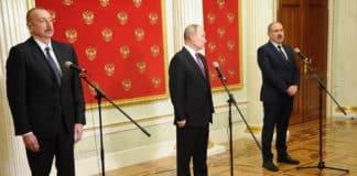 Ο Πούτιν ενημέρωσε τον Ερντογάν για το Ναγκόρνο Καραμπάχ