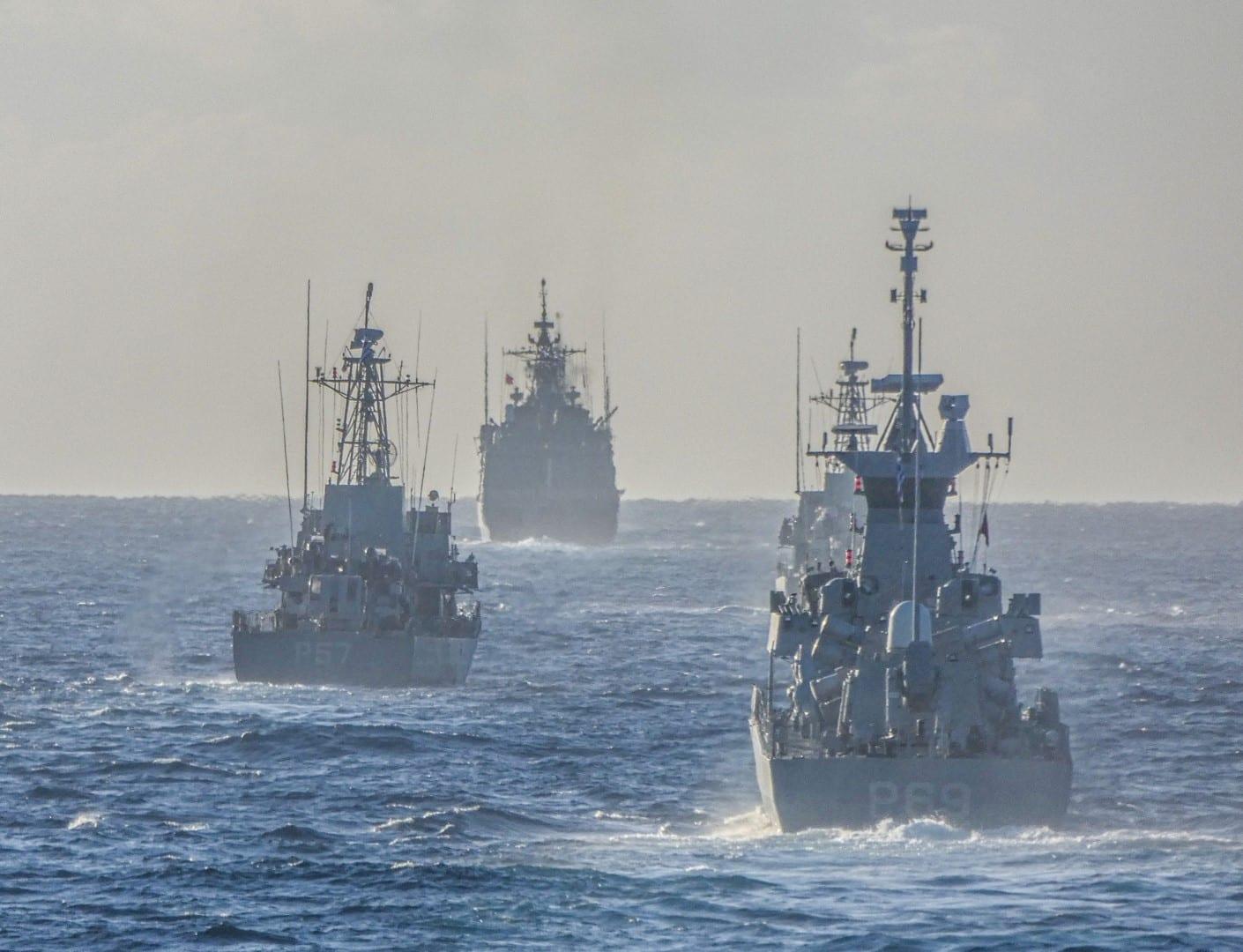 φρεγάτες πολεμικό ναυτικό