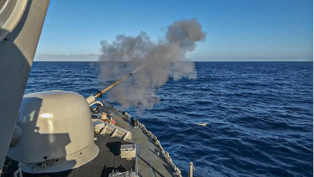 Φρεγάτες: Απόφαση ΔΕΝ υπάρχει Αφήστε το Πολεμικό Ναυτικό να επιλέξει