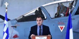 Rafale: Πάνε για τελετή στη Γαλλία, αλλά παραλαβή γιοκ στην Τανάγρα ΥΕΘΑ: Λογικές οι αποδοχές των πιλότων - Στηρίζει το μισθολόγιο ΣΥΡΙΖΑ