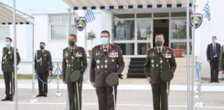 Παρέλαβε την διοίκηση της ΑΣΔΕΝ ο αντιστράτηγος Νικόλαος Φλάρης