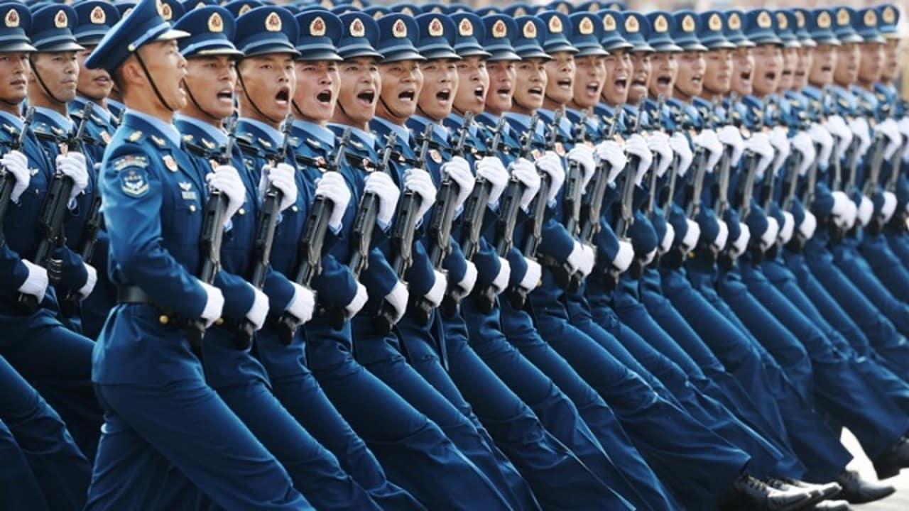 στρατιωτικές δαπάνες 2021 κίνα