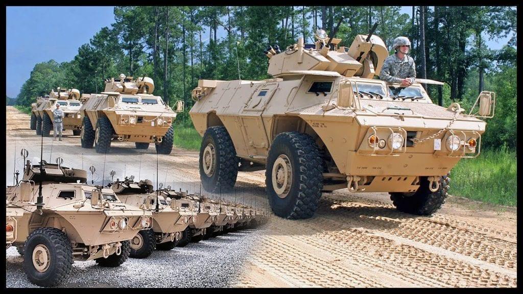 Πού σκάλωσε η προμήθεια των τεθωρακισμένων Μ1117 από τις ΗΠΑ;