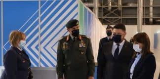 Οι Ένοπλες Δυνάμεις αναλαμβάνουν τη διανομή των Self Test σε όλη την Ελλάδα, σύμφωνα με πληφορορίες του Armyvoice.gr